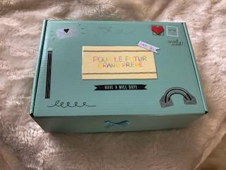 La box du futur Grand-Frère - 100% personnalisée